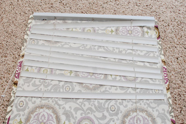 Как сделать китайскую штору своими руками