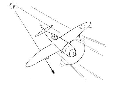 Рисунки на военную тему карандашом для детей