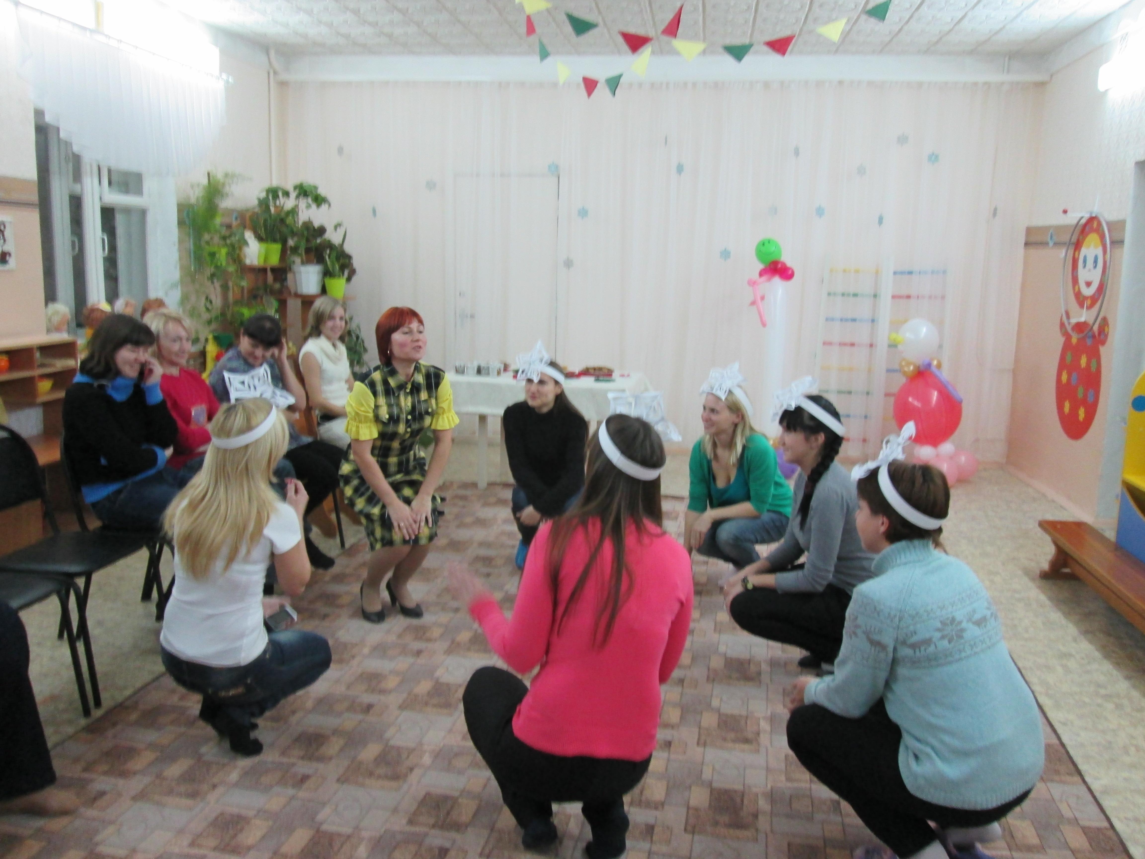 Сценарий нетрадиционное родительское собрание в детском саду