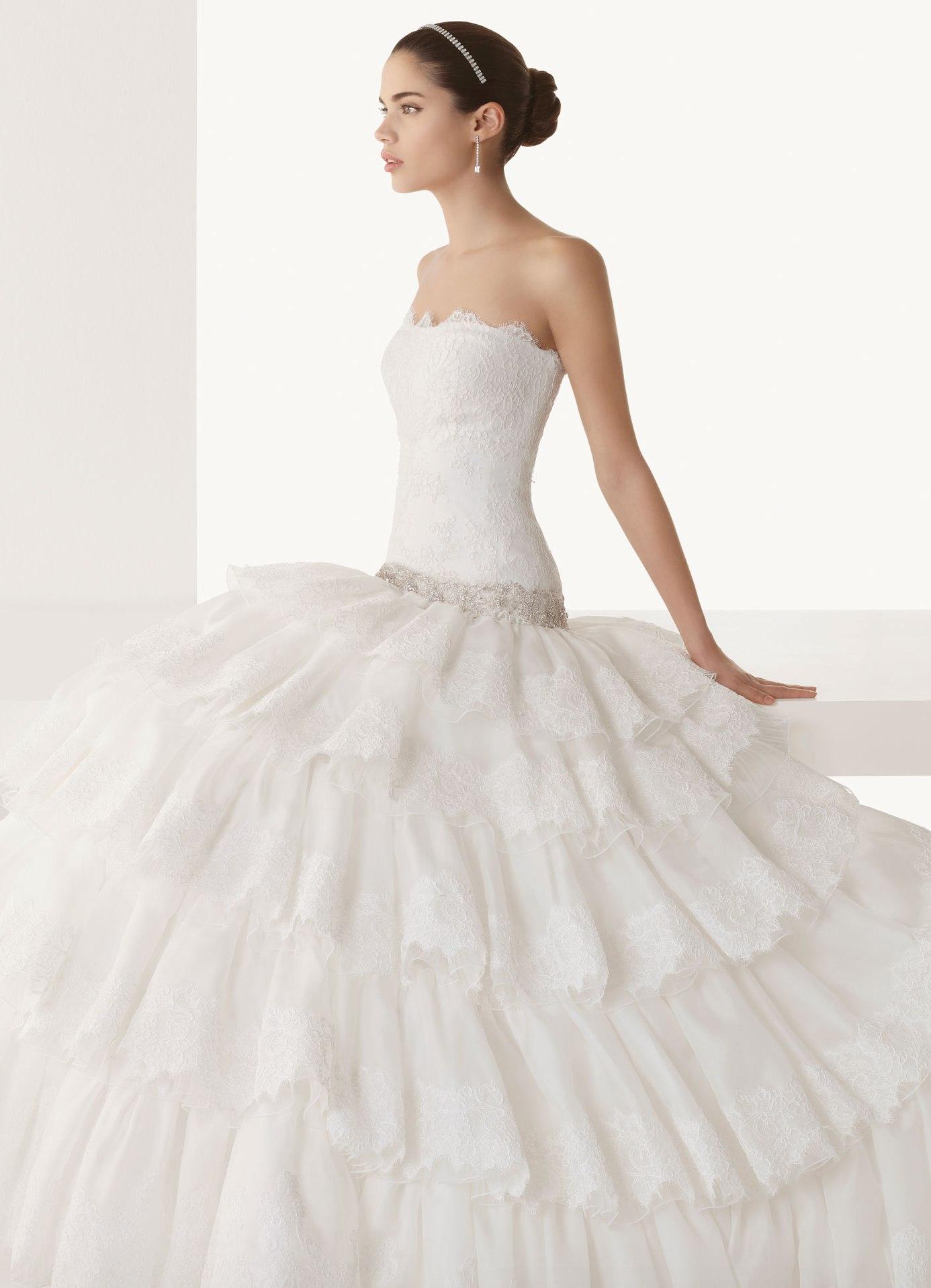 Клара свадебное платье