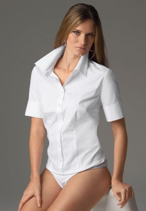 Боди-рубашки женские