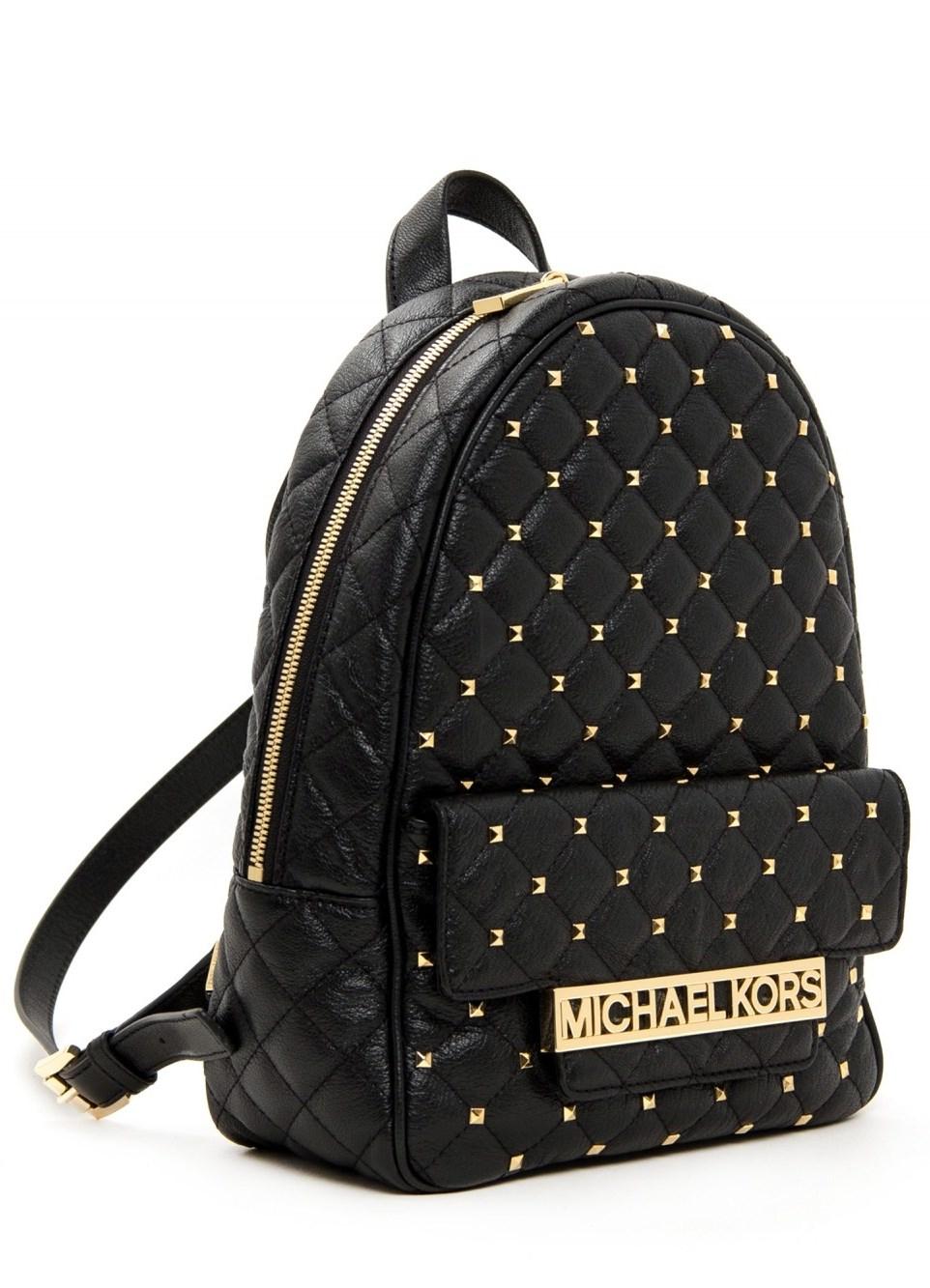 Майкл корс рюкзаки фото школьные рюкзаки на колесах с защитой на колесах