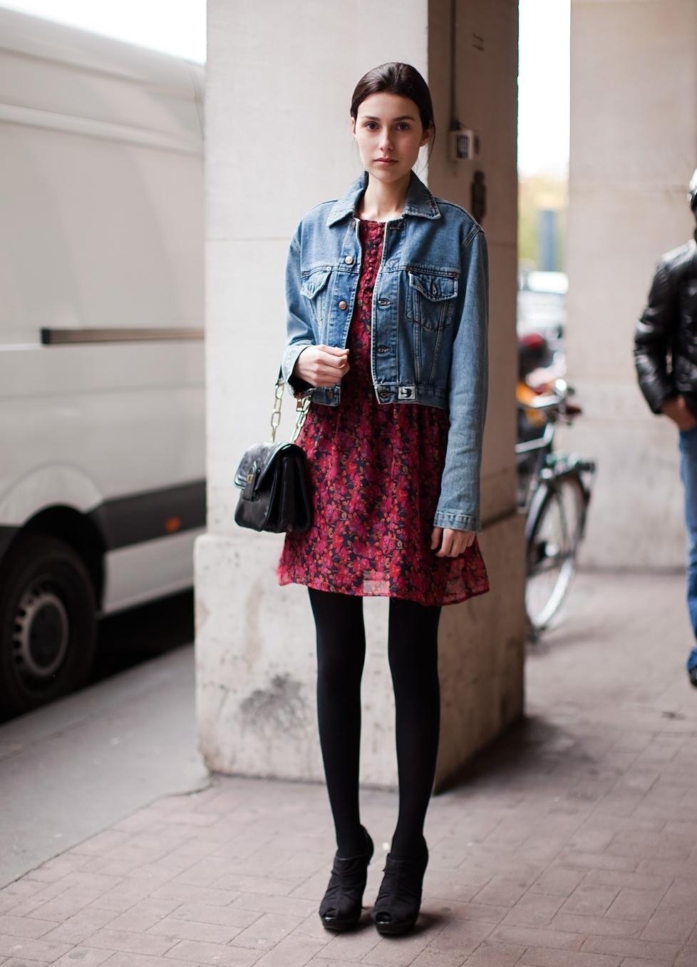 Что одевать худеньким девушкам фото