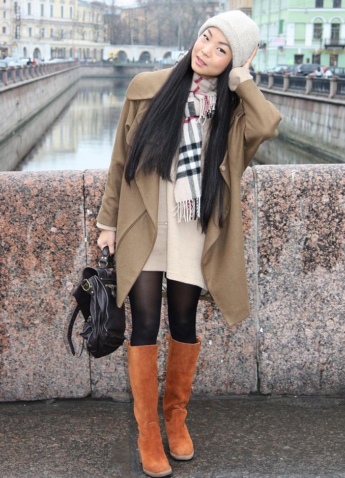 зимняя уличная мода, зимний уличный стиль, зимний стристайл, что надеть зимой, что зимой носят в европе.