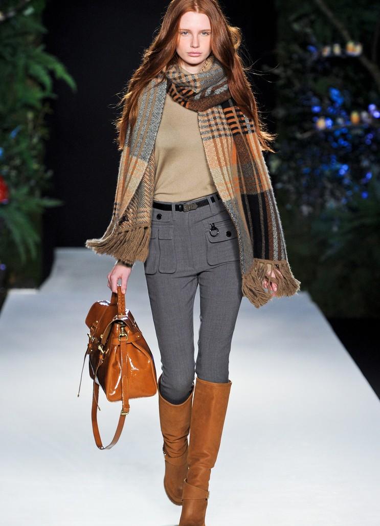 Как одеваться осенью, фото