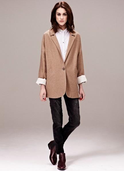 Женская коллекция IKKS осень-зима 2012−2013.