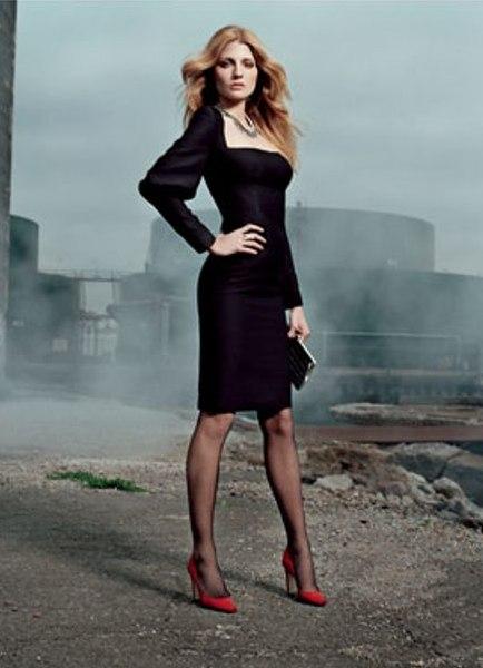 Туфли под черное платье пиджак женский 2017 фото