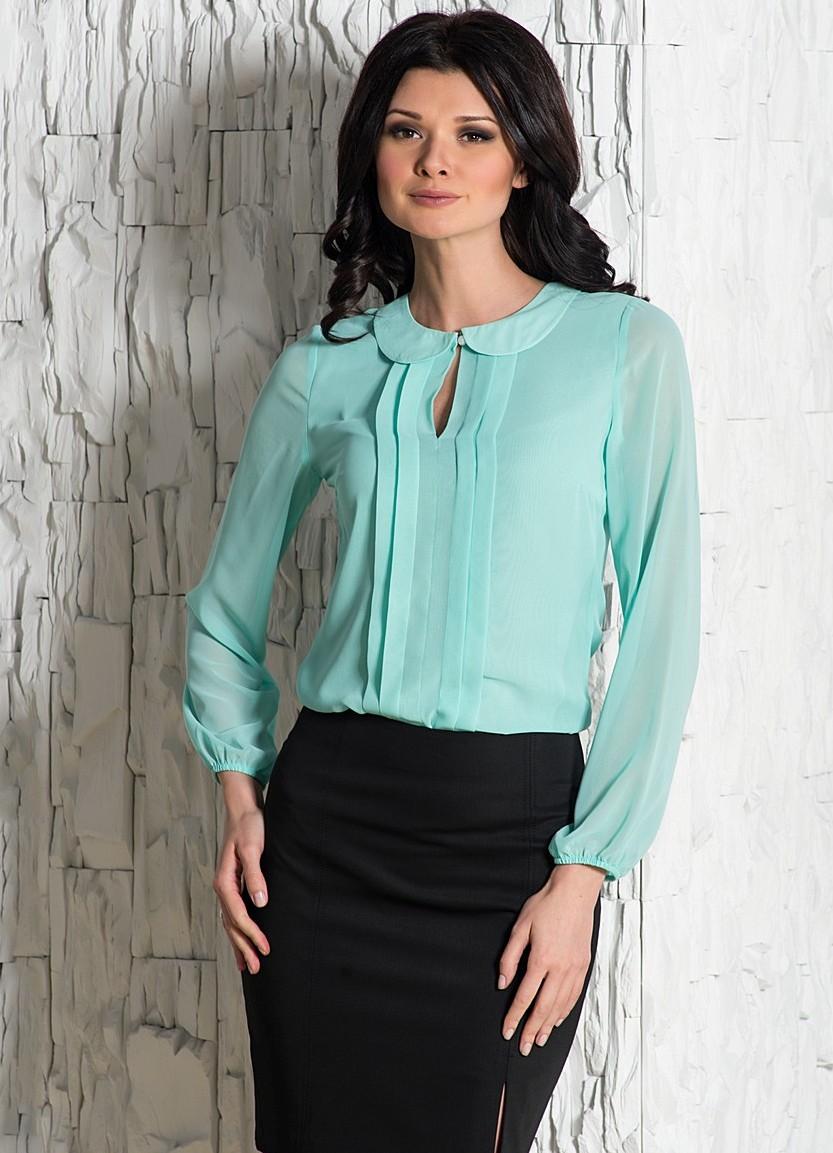 Блузка В Романтическом Стиле