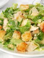 Салат «Цезарь» - классический рецепт