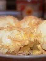 Салат «Сугробы» с курицей