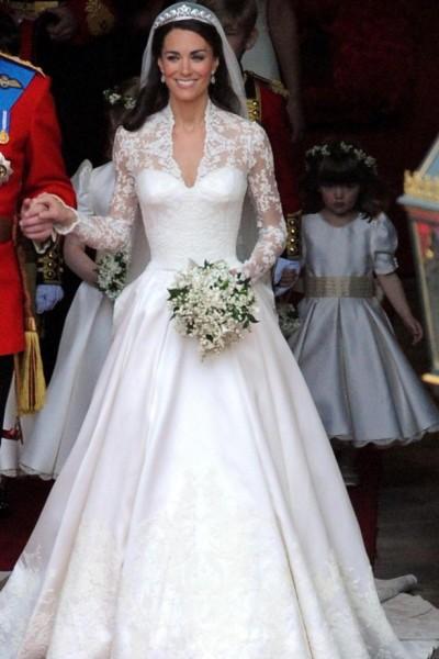 самое дорогое свадебное платье в мире 6