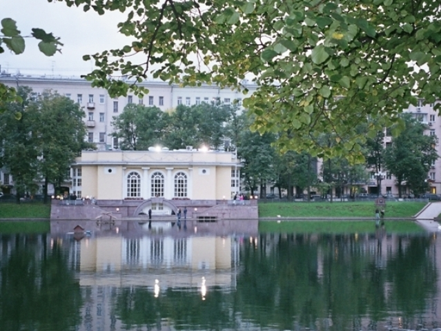 Самые красивые места москвы1