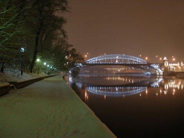 фото красивые места москвы.