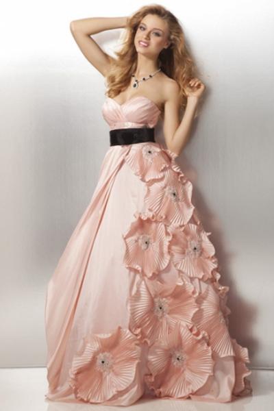 Фото красивых оригинальных платьев