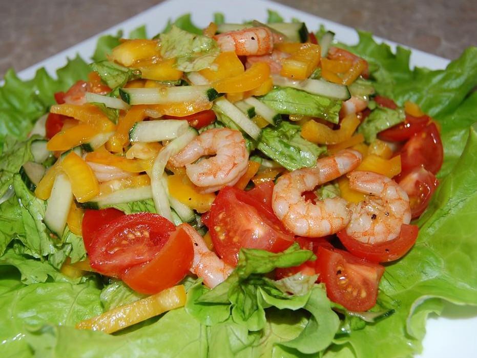 самый вкусный салат правильного питания