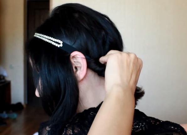 Повязки на волосы сделать своими руками