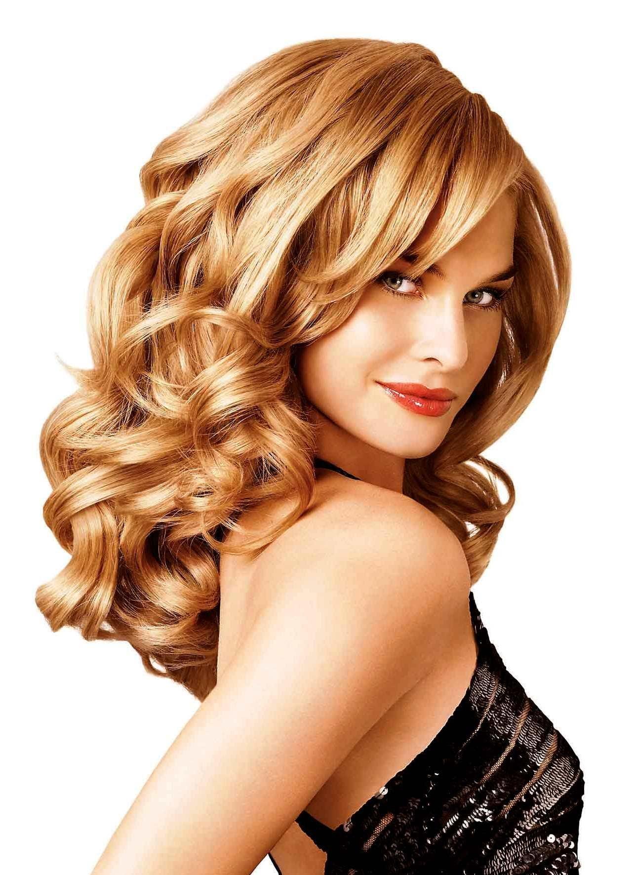 Прически красиво на средних длину волос