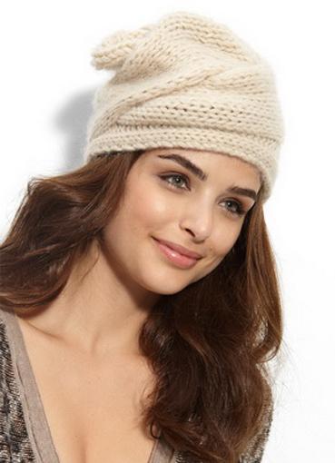 Отметить на фото. Модные вязаные шапки 2011г. альбомы. Загружено 4 лет назад - Ссылки - Пожаловаться на содержание