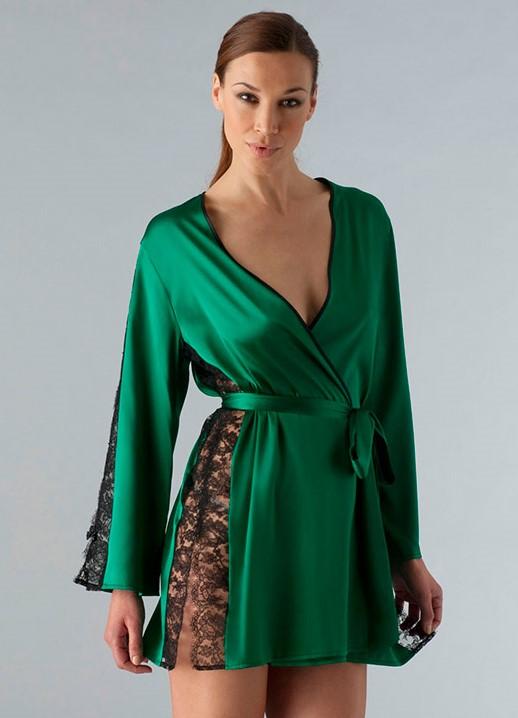 Женские халаты из шелка