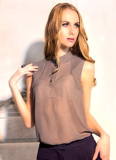 Блузки из шифона Шифоновые блузы сейчас на пике своей популярности. . Женские модели и фасоны блузок из