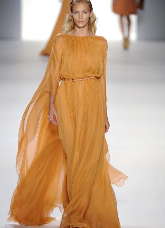 Платья из шифона длинные фото - Галерея - Актуальные модные платья