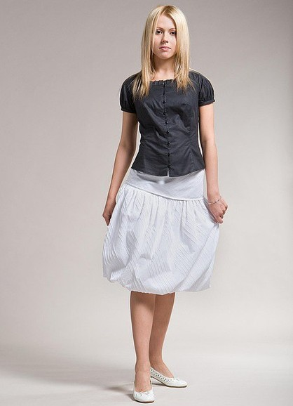 юбки для подростков фото