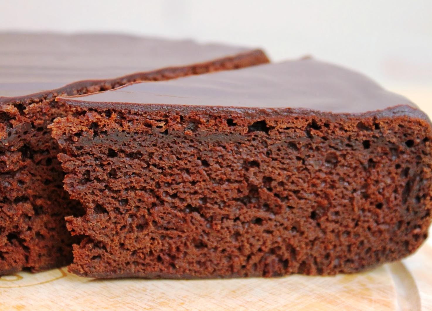 Шоколадный брауни рецепт классический в мультиварке