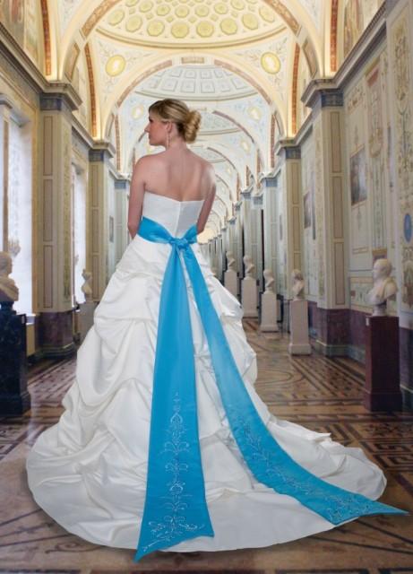 свадебное платье донской казачки