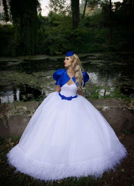 свадебное платье estella