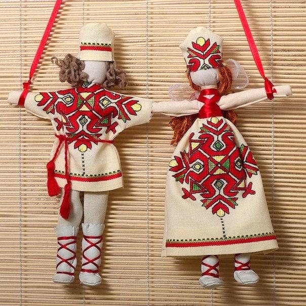 Подарок в русском стиле своими руками