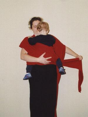 слинг шарф 9