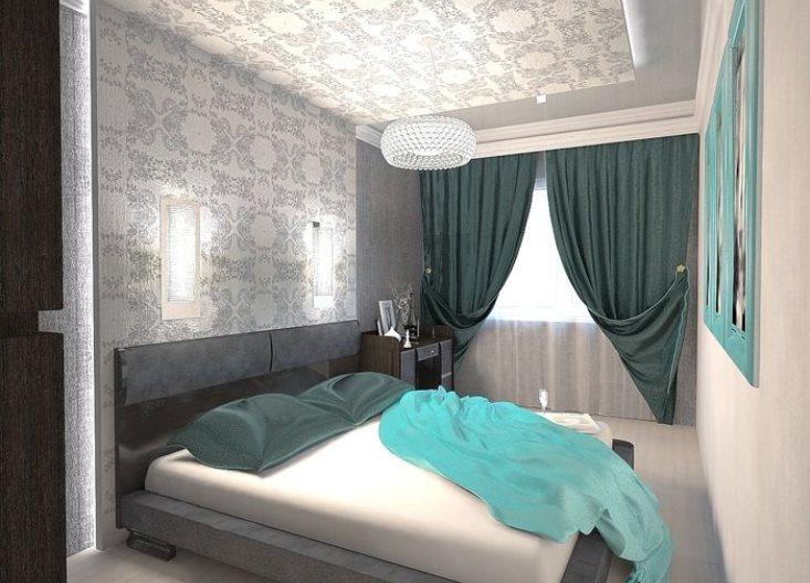 Цвета в спальне по фен шуй
