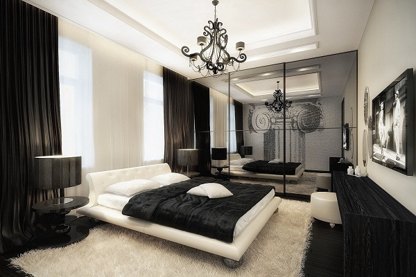 - Appartement decoration design glamour vuong ...