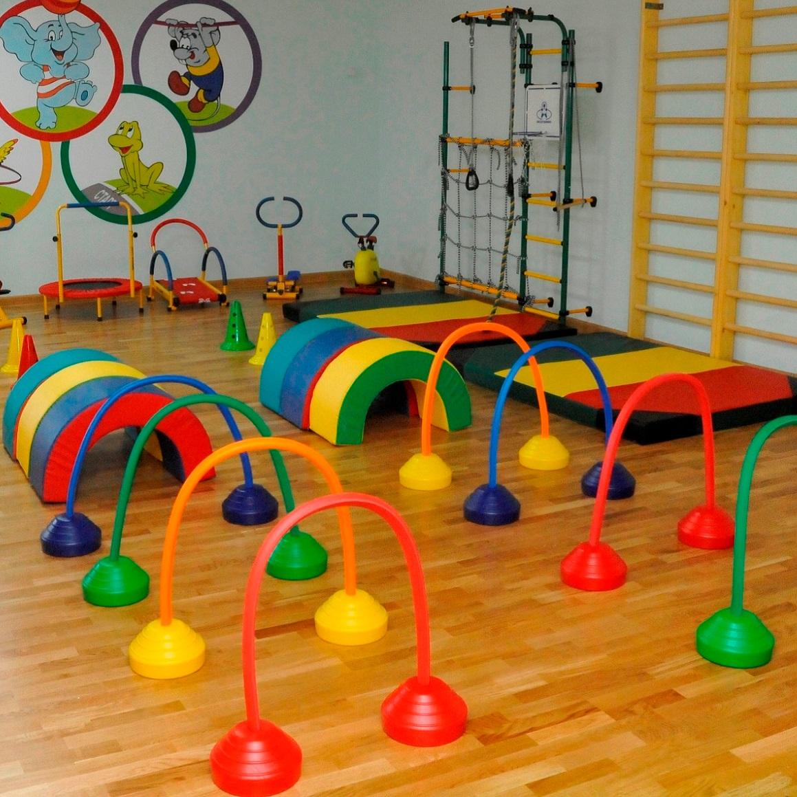 Нестандартное оборудование для детей