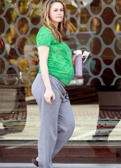 I беременных актриса