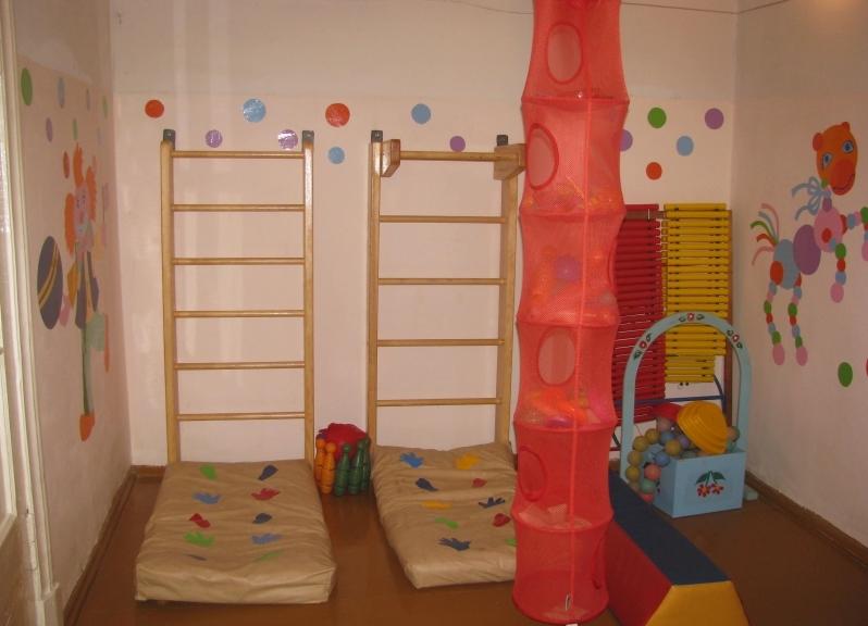 Спортивный уголок в детском саду фото своими руками