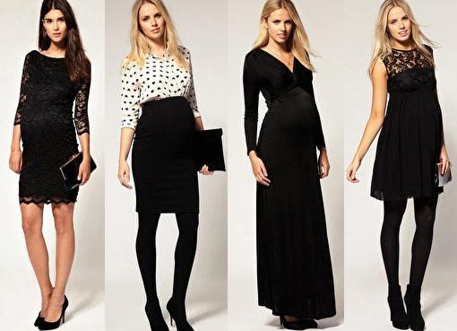 стильная одежда для беременных18