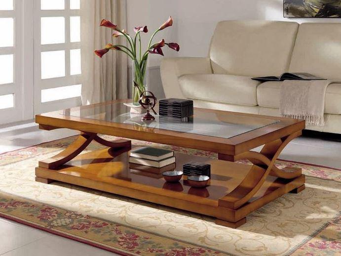 Раскладные столы для гостиной - удобство очевидно