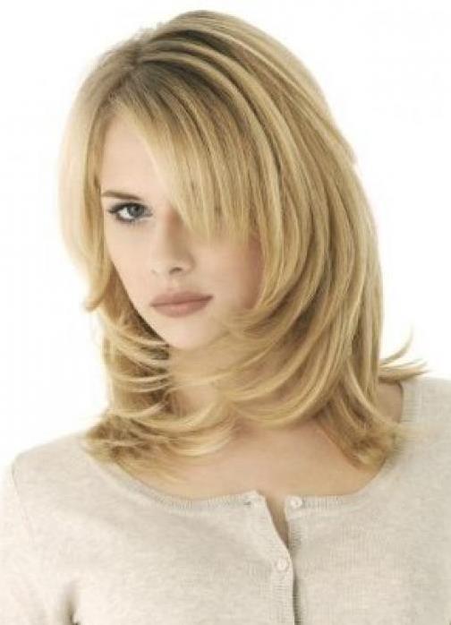 Стрижки аврора на средние волосы фото