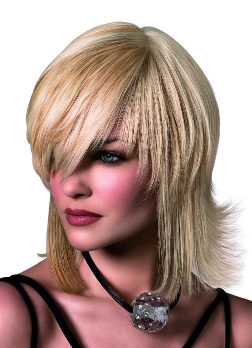 Стрижка волос шапочкой