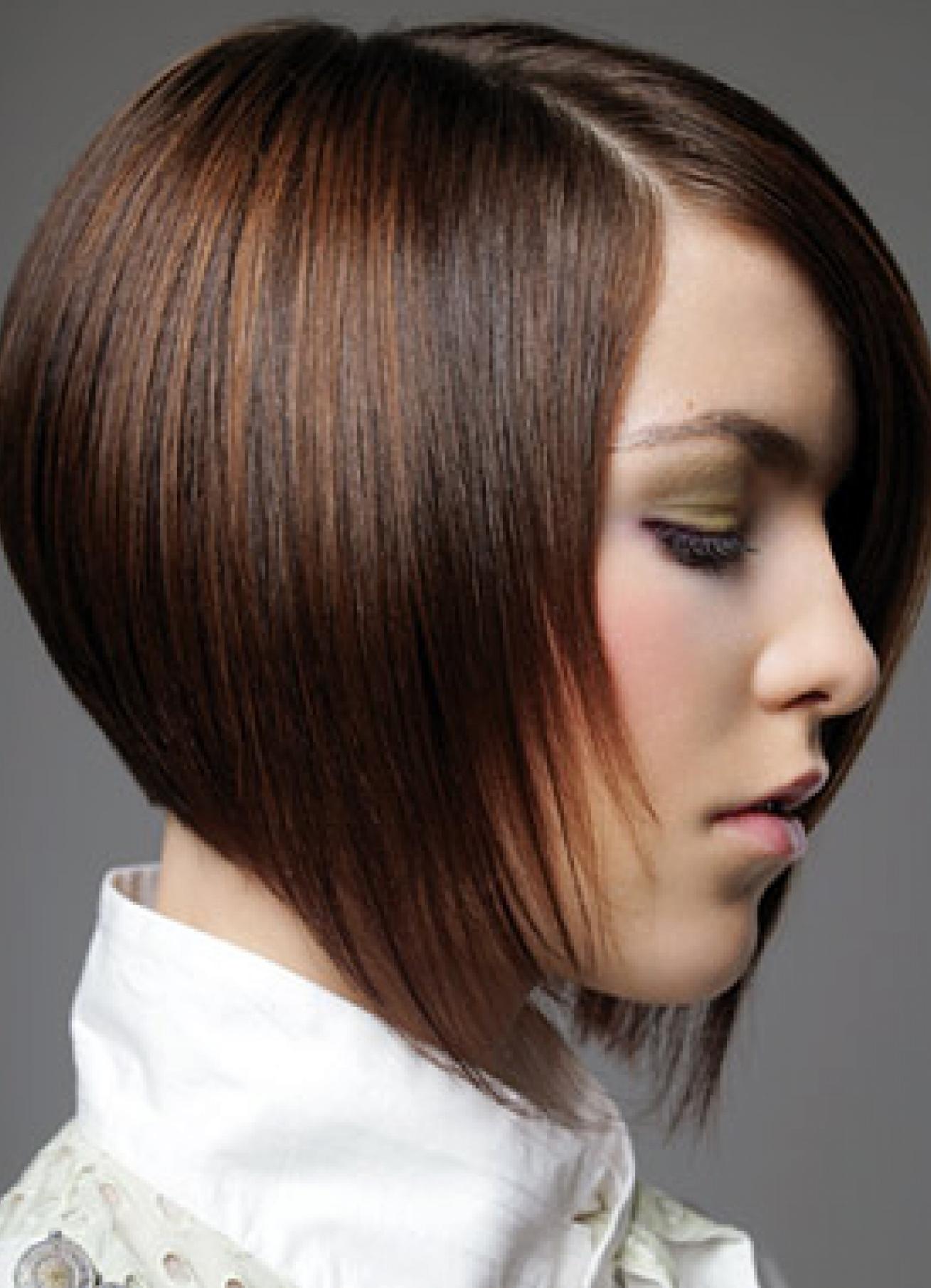 2013 на короткие волосы