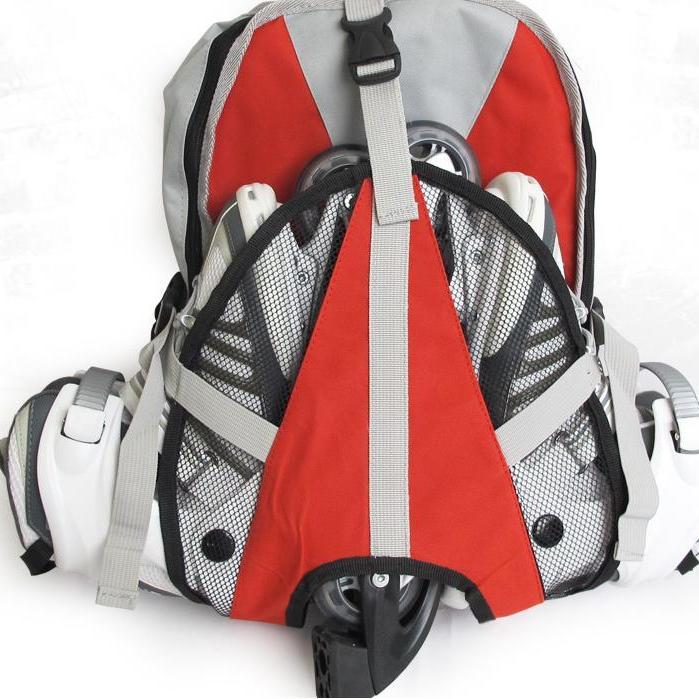 Как сшить рюкзак для роликовых коньков oacley рюкзаки