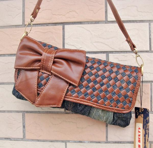 джинсовые сумки луи витон - Сумки