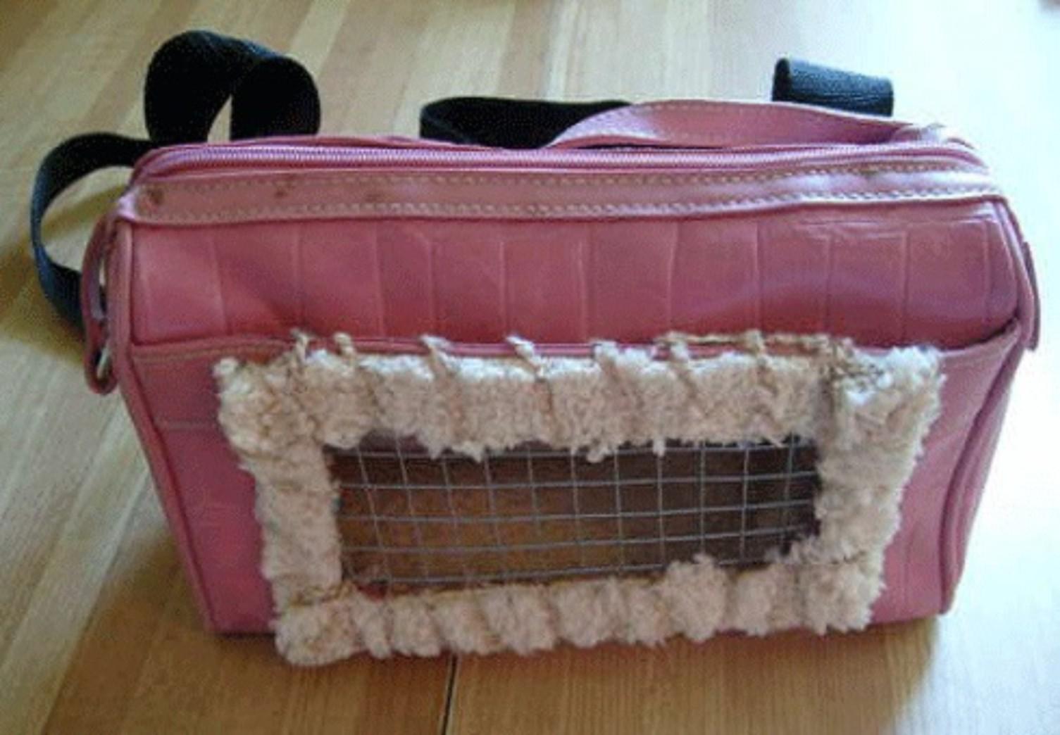 сумка переноска для кошки 2