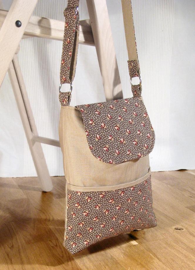 Своими руками сумка из текстиля