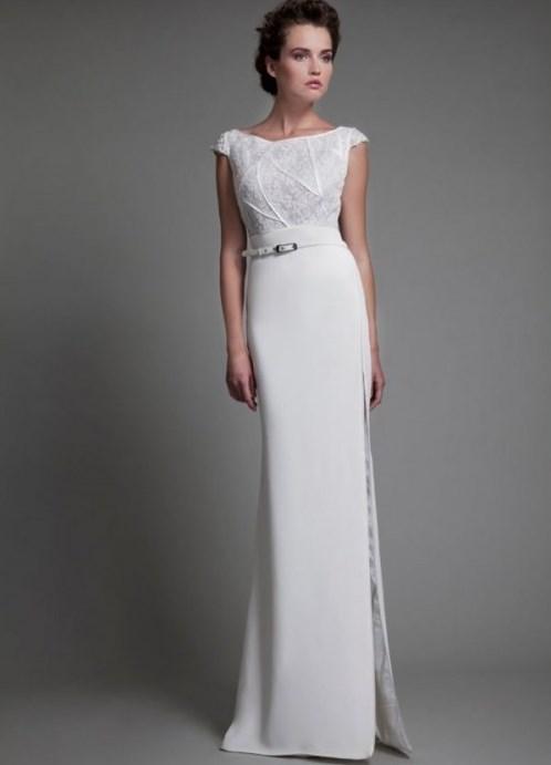 свадебная мода тенденции 2015 3