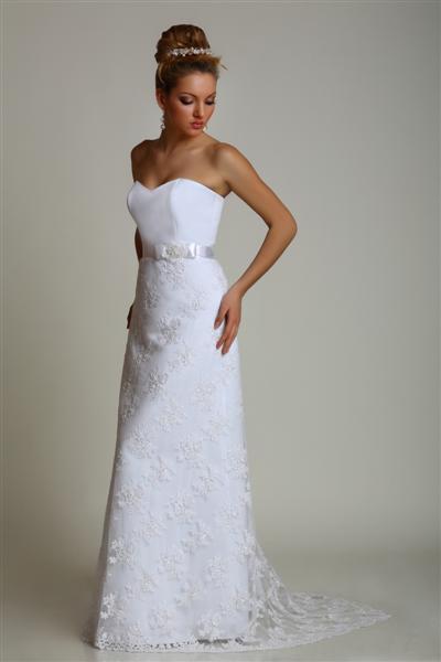 Свадебные платья 2013 год