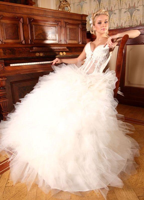 Елочка свадебное платье