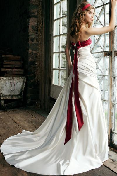 Купить платье с лентой