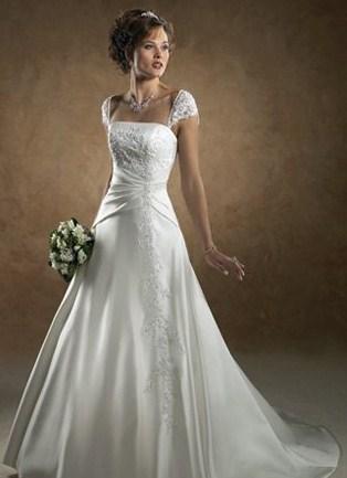 Свадебное платье в английском